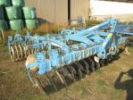 Tillage tools with disks LEMKEN RUBIN