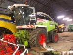 Pneumatic silo loader CLAAS 870