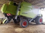Harvester CLAAS LEXION 650T