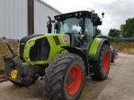 Tractor CLAAS ARION640T4CE