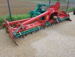 Rotary harrow KVERNELAND 4M ROTATIVE